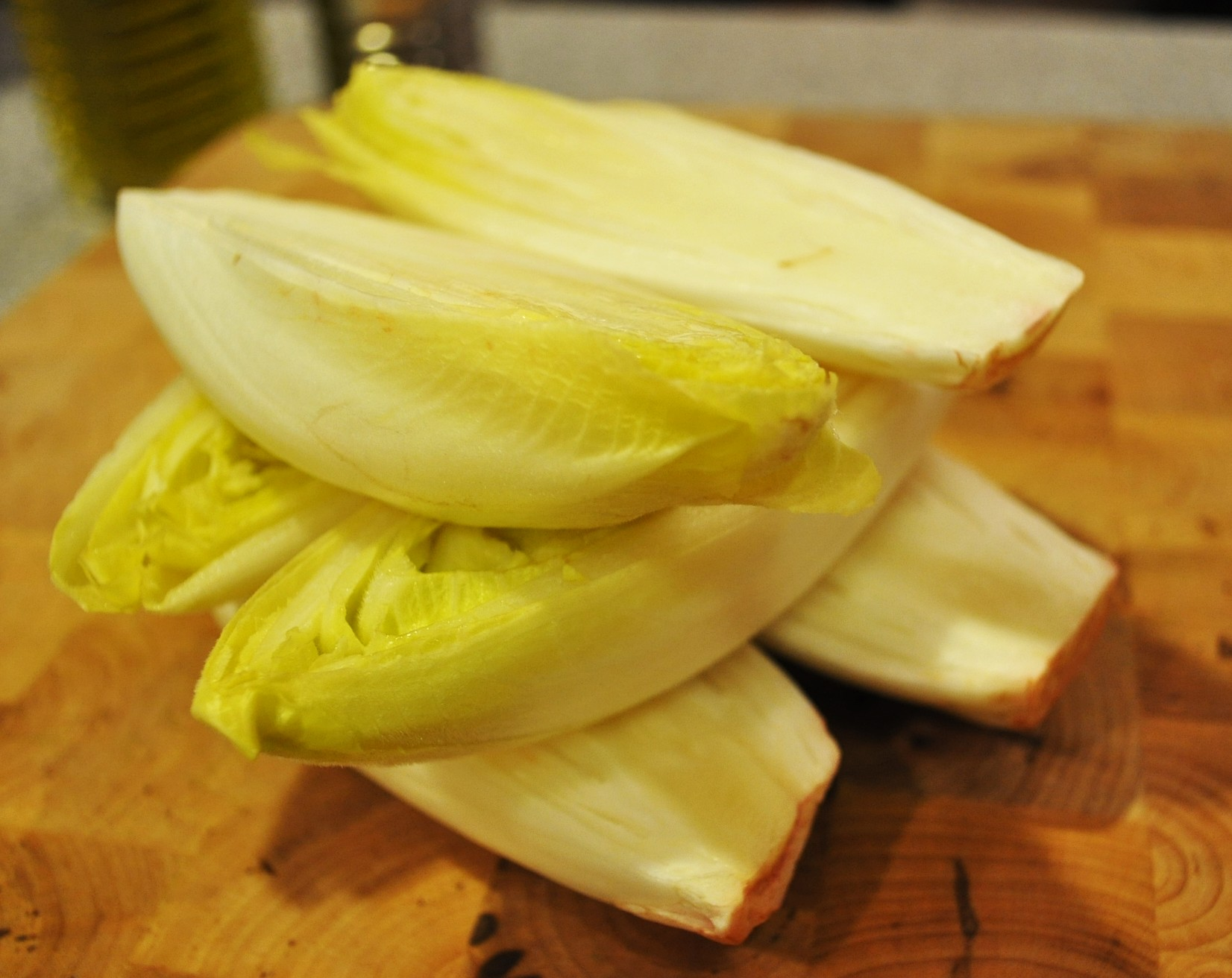 Roasted Endive with Prosciutto | The Kitchen Witch