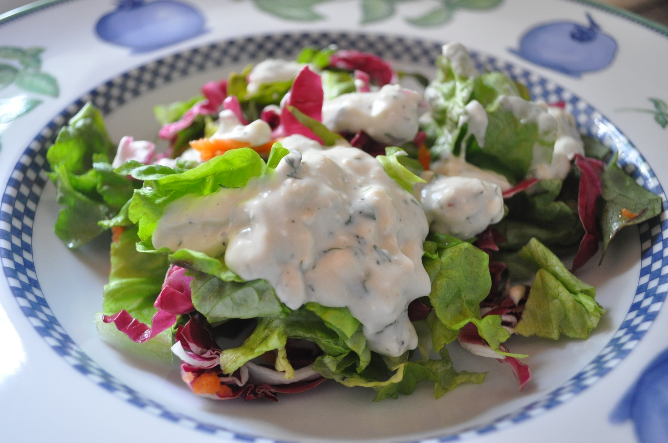 Low Fat Creamy Blue Cheese Dressing Recipes — Dishmaps
