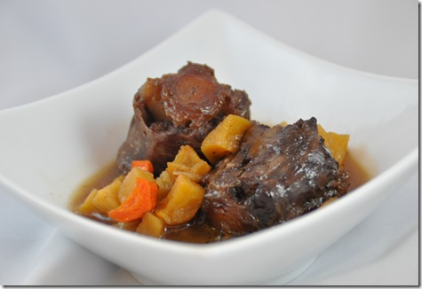 Oxtail soup (2)