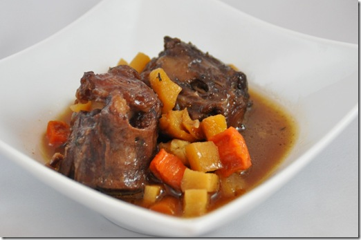 Oxtail soup (3)