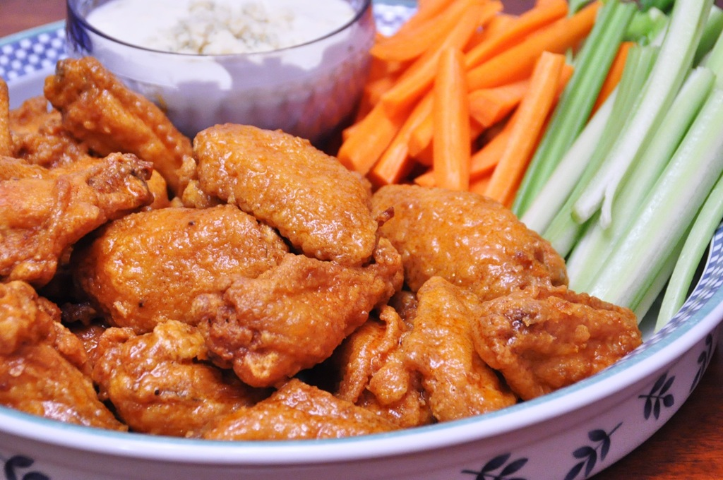 Hooter S Hot Wings