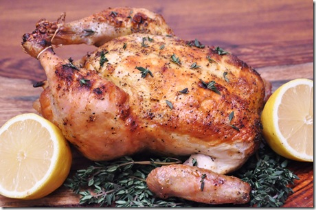 Lemon Pepper Roasted chicken (2)