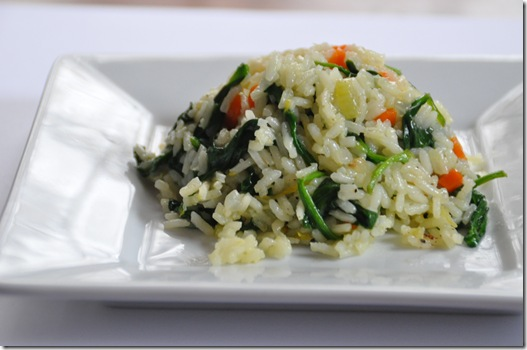 Rice Pilaf with Veg (2)