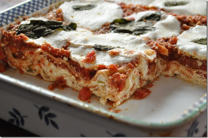 Lighter Lasagne (2)