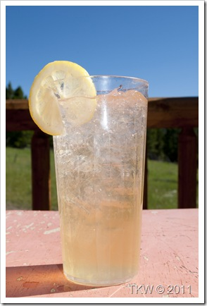 Honey Jack Lemonade