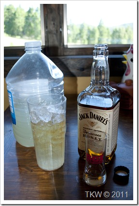 Lemonade & JD