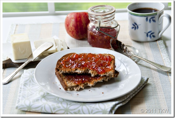 Grilled Pluot Jam-2