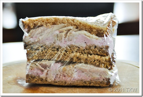 Turkey Cranberry Cream Cheese Sandwich3