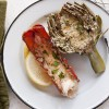 Lobster, artichoke, baked, butter, Lemon, Parsley, Panko, parmesan, easy, recipe, Taste of Home, giveaway, BBQ sauce, spice mixes, BBQ brushes, free