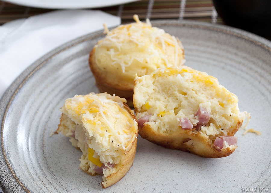 impossible egg muffins