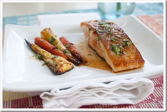 1 Salmon & roasted parsnips with maple chipotle glaze_040512_0004