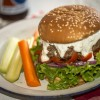 elk, Hamburger, Buffalo Wings, Blue Cheese, food, recipe, photography, tips, food styling,