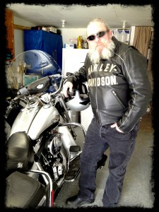 Montana Lifestyle Photographer, Harley Davidson, Easter, Motorcycle, Road King