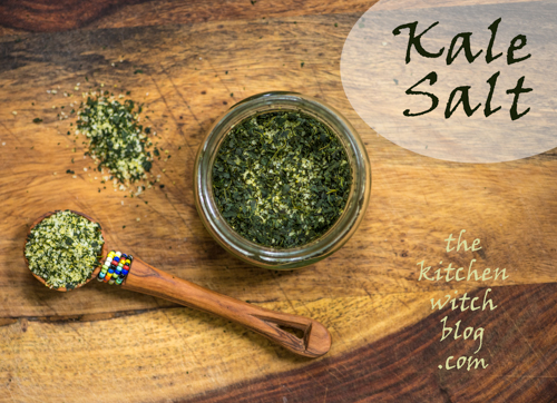 Resultat d'imatges de kale with salt