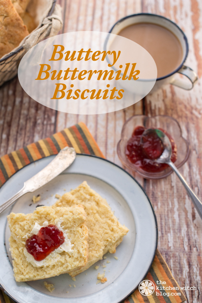 Buttery Buttermilk Biscuits www.thekitchenwitchblog.com ©Rhonda Adkins Photography 2014