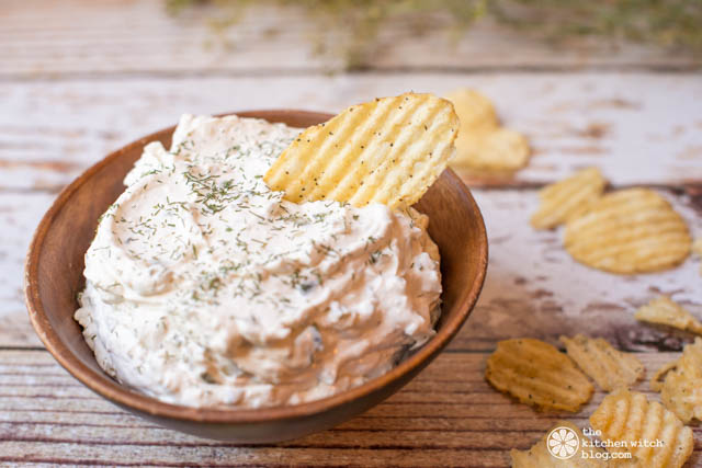 Dill Pickle Dip©RhondaAdkinsPhotography 2014