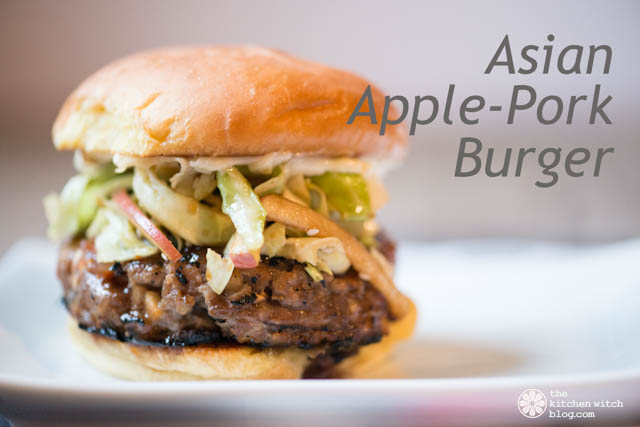 Asian Apple-Pork burger©RhondaAdkinsPhotography 2014