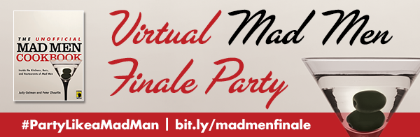 virtual Mad men finale Party
