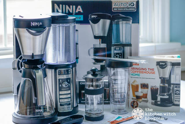 Ninja Coffee Bar©RhondaAdkinsPhotography
